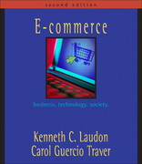 E-Commerce 2nd edition 9780321200563 032120056X