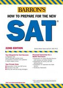 How to Prepare for the New SAT 22nd edition 9780764123610 0764123610