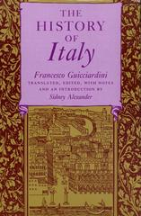 The History of Italy 1st Edition 9780691008004 0691008000