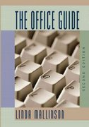 The Office Guide 2nd edition 9780130945242 0130945242
