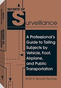 Secrets of Surveillance 1st Edition 9780873647229 087364722X