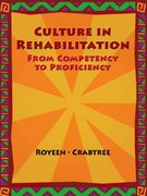 Culture in Rehabilitation 1st edition 9780130900722 0130900729