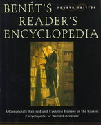 Benet's Reader's Encyclopedia 4th edition 9780062701107 006270110X