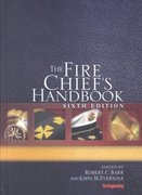 The Fire Chief's Handbook 6th Edition 9781630181024 1630181021