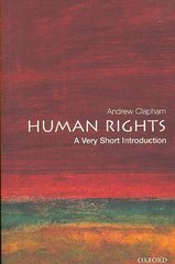 Human Rights: A Very Short Introduction 1st edition 9780199205523 0199205523