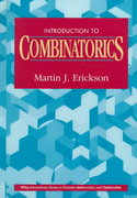 Introduction to Combinatorics 1st edition 9780471154082 0471154083