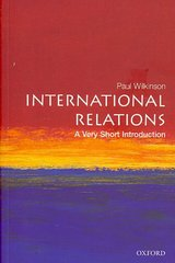 International Relations: A Very Short Introduction 0 9780191516504 0191516503
