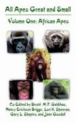 All Apes Great and Small 1st edition 9780306467578 0306467577