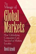 The Mirage of Global Markets 1st edition 9780130470669 013047066X