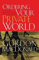 Ordering Your Private World 1st Edition 9780785288640 0785288643