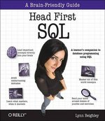 Head First SQL 1st Edition 9780596526849 0596526849