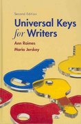 Universal Keys for Writers 2nd edition 9780618753970 0618753974