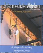Intermediate Algebra 2nd edition 9780130166333 0130166332