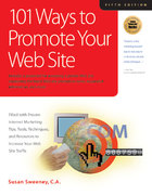 101 Ways to Promote Your Web Site 5th edition 9781931644211 1931644217