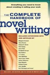 The Complete Handbook of Novel Writing 0 9781582971599 1582971595
