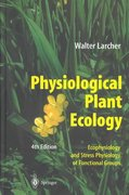 Physiological Plant Ecology 4th edition 9783540435167 3540435166