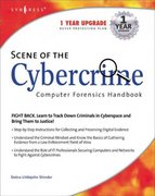 Scene of the Cybercrime 2nd Edition 9780080486994 0080486991