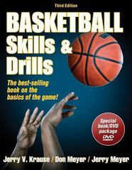 Basketball Skills and Drills 3rd edition 9780736067072 0736067078