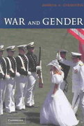 War and Gender 1st Edition 9780521001809 0521001803