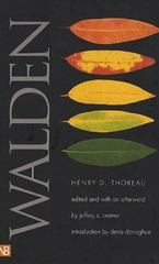 Walden 1st Edition 9780300110081 0300110081