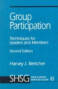 Group Participation 2nd edition 9780803952140 0803952147