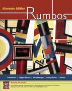 Rumbos, Alternate Edition (with Audio CD) 1st edition 9781428206007 1428206000