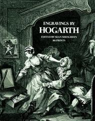 Engravings by Hogarth 1st Edition 9780486224794 0486224791