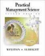 Practical Management Science 2nd edition 9780534371357 0534371353