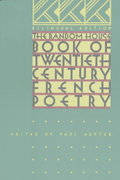 The Random House Book of 20th Century French Poetry 0 9780394717487 0394717481
