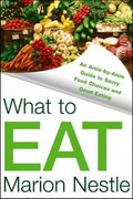 What to Eat 1st edition 9780865477049 0865477043