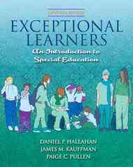 Exceptional Learners 11th edition 9780205571048 0205571042