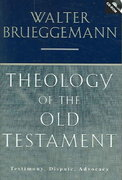 Theology of the Old Testament 0 9780800637651 0800637658