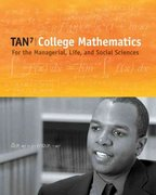 College Mathematics for the Managerial, Life, and Social Sciences 7th edition 9781111796822 1111796823