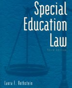 Special Education Law 3rd edition 9780801319617 0801319617