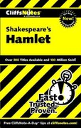 CliffsNotes on Shakespeare's Hamlet 1st Edition 9780764586033 0764586033