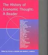The History of Economic Thought: A Reader 1st Edition 9780415205511 0415205514