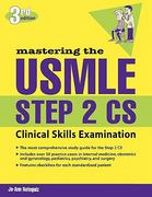 Mastering the USMLE Step 2 CS, Third Edition 3rd edition 9780071443340 0071443347