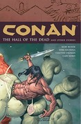 Conan Volume 4: The Hall of the Dead and Other Stories 0 9781593077754 1593077750