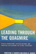 Leading Through the Quagmire 1st Edition 9781578865567 1578865565