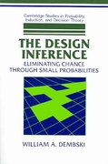 The Design Inference 0 9780521678674 0521678676