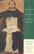 An Introduction to the Metaphysics of St. Thomas Aquinas 2nd edition 9780895264206 089526420X