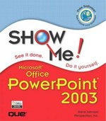 Microsoft Office PowerPoint 2003 0 9780789730091 078973009X