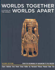 Worlds Together, Worlds Apart 2nd edition 9780393925470 0393925471