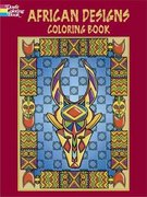 African Designs Coloring Book 0 9780486430379 0486430375