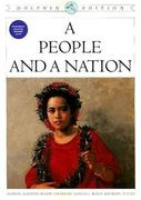 A People and a Nation 1st edition 9780618607990 0618607994