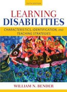 Learning Disabilities 6th edition 9780205515530 0205515533