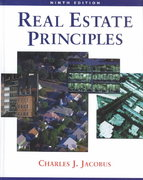 Real Estate Principles 9th edition 9780324143874 0324143877