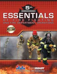 Essentials of Fire Fighting and Fire Department Operations 5th edition 9780135151112 0135151112