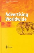 Advertising Worldwide 1st edition 9783540677130 3540677135