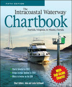 The Intracoastal Waterway Chartbook, Norfolk, Virginia, to Miami, Florida 5th edition 9780071545792 0071545794